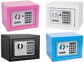 Stalwart Electronic Safety Lock Box