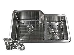 Nantucket Sinks Undermount Kitchen Sink