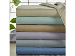 Kathy Ireland CoolMax 4 Piece Sheet Set