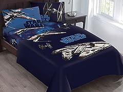 "Comforter ""Millenium Falcon""- Twin"