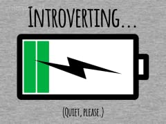 Introverting... - Heather Remix