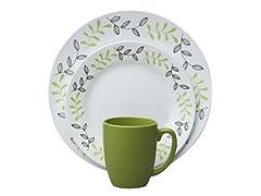 Garden Sketch 16-pc Dinnerware Set