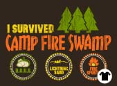 Camp Fire Swamp
