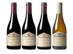 Arcadian Holiday Half Bottle Sampler (4)