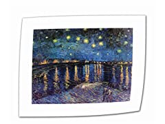 Starry Night Over the Rhone  - Rolled