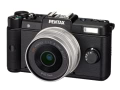 PENTAX Q 12.4MP Dual Lens Camera Kit
