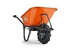 SuperHandy Electric-Powered Wheelbarrow