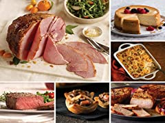Omaha Steaks Holiday Ham Package