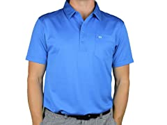 Travis Mathew OG Polo, Blue (XL)
