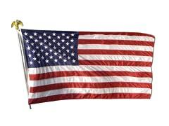 US 3' x 5' Polyester Flag