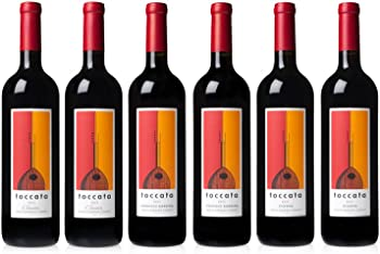6-Pk. Toccata Mixed Red