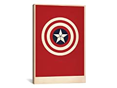 Movies (Captain America 2) - Shield Logo