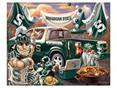 Michigan State  -  Tailgate