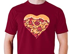 """Greasy Heart"" Graphic Tee"
