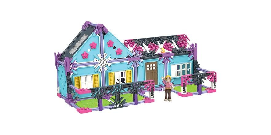 K 39 Nex Mighty Makers Home Designer Building Set 433p Kids Toys