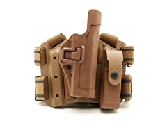 BLACKHAWK Tactical Serpa Level 2 Holster, Right