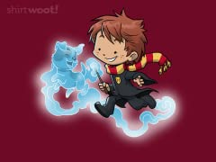 A Patronus for Ron