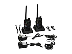 BAOFENG UV-5RA Pack of 2 Two Way Radio