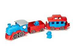 Train Set - Blue/Red