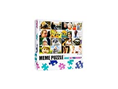 WHAT DO YOU MEME Grid 500 Piece Puzzle