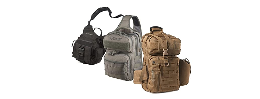 Yukon Outfitters Packs