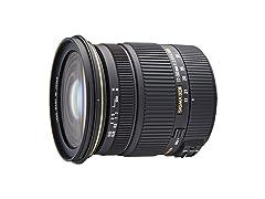 Sigma Large Aperture Standard Zoom Lens