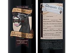Adequate Gift (4) + 4 Wine Bags