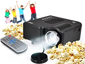 Pyle Mini LED Portable Projector