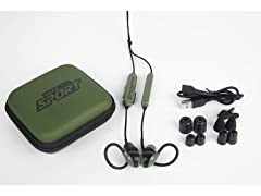 ISOtunes Sport Advance Shooting Earbuds