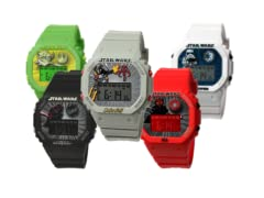Star Wars Digital Watch - 3 Colors
