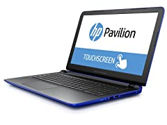 """HP 17.3"""" AMD Quad-Core A8 Touch Laptops"""