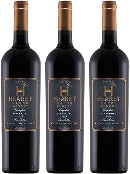 3-Pk. Hearst Ranch Winery Zinfandel