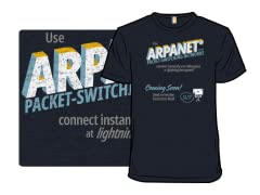 Welcome to the ARPANET