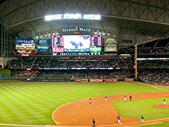 Minute Maid Park,  Houston Astros
