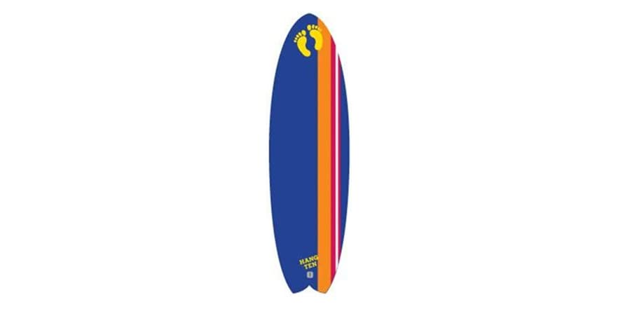 6 39 super fish soft top surfboard for Best fish surfboard