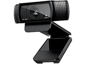 Logitech HD Pro Webcam for Windows, Mac, & Chrome