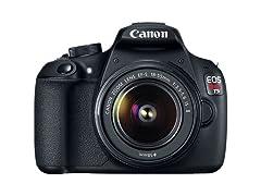 Canon EOS Rebel T5 DSLR Camera w/ 18-55mm Lens