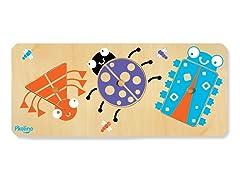 P'Kolino 3-Piece Bug Puzzle