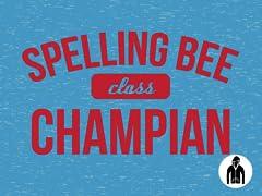 Spelling Bee Champion LW Zip Hoodie