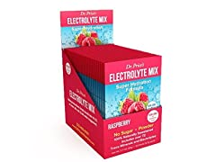 Electrolyte Mix Raspberry Electrolyte Powder