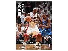 "LeBron James 4"" x 6"""