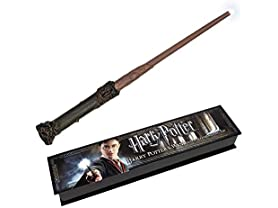 The Noble Collection Harry Potter Illuminating Wand