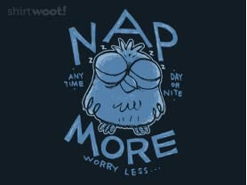 Nap More, Worry Less