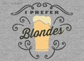 I Prefer Blondes