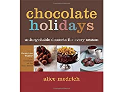 Chocolate Holidays Cookbook