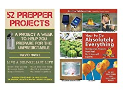 2PK Books: DIY & Prepper Projects
