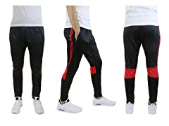 GBH Men's Moisture Wicking Track Pants