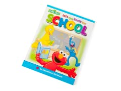 Let's Get Ready for School Activity Book