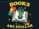Books Are Stellar