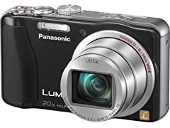 Lumix 14.1 MP 20X Opt Digital Cam